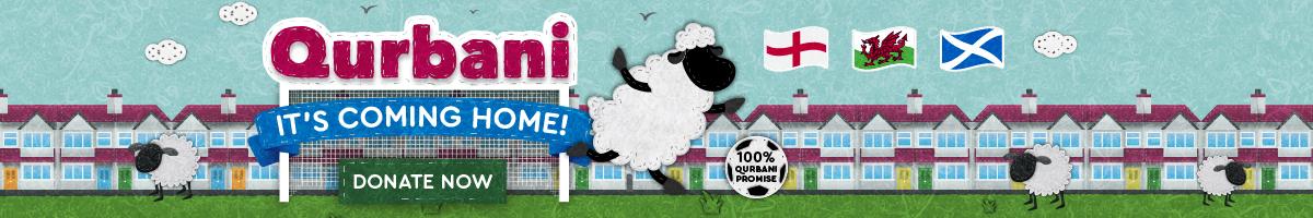 Qurbani - It's coming home!