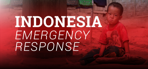 donate to indonesia