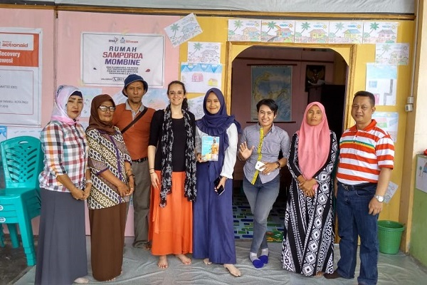 Womens support group indonesia