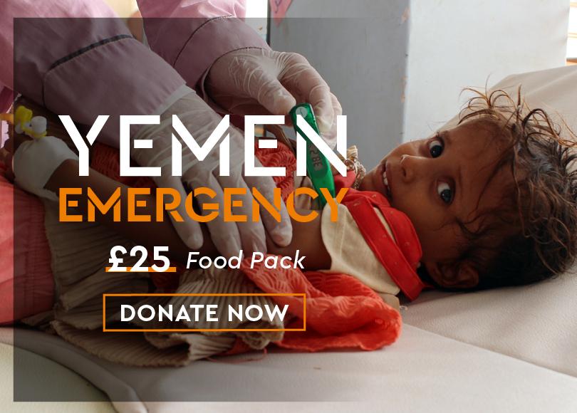Yemen Appeal 2020 Donate To Yemen Pennyappeal Org
