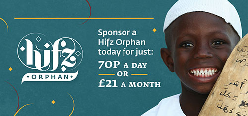 Hifz Orphan | Sponsor a Hafiz Orphan | PennyAppeal org