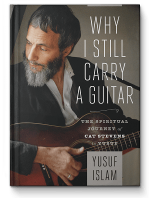 Book Cover - Why I still Carry a Guitar