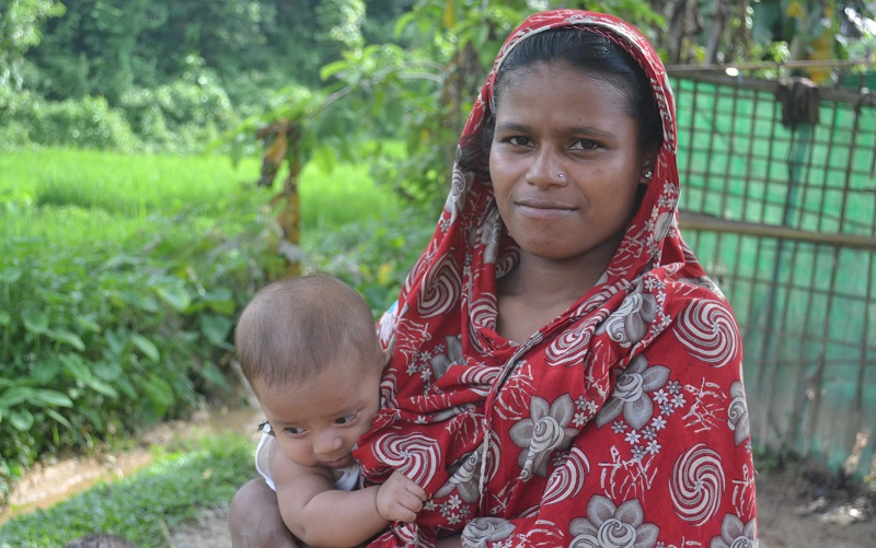 Rohingyan Mother