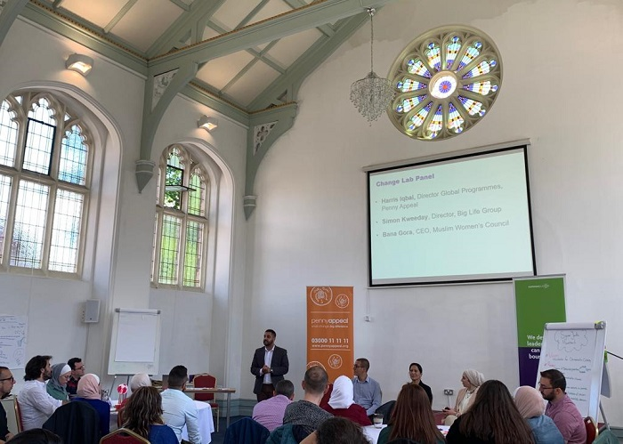 Penny appeal holds forum