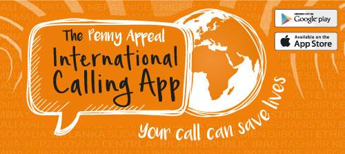 International Calling App | PennyAppeal org