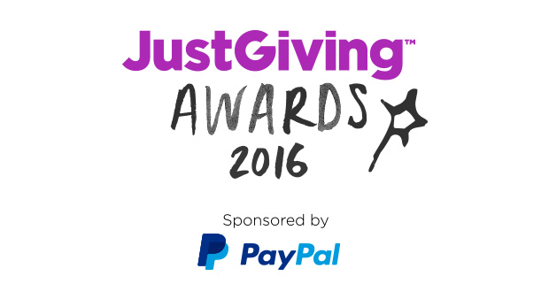 JustGiving Awards Penny Appeal