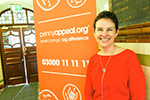 Mary Creagh MP visits Penny Appeal