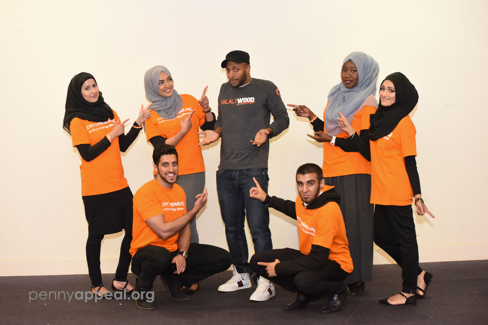 Omar Regan and #TeamOrange