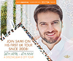 Sami Yusuf on tour in the UK with Penny Appeal