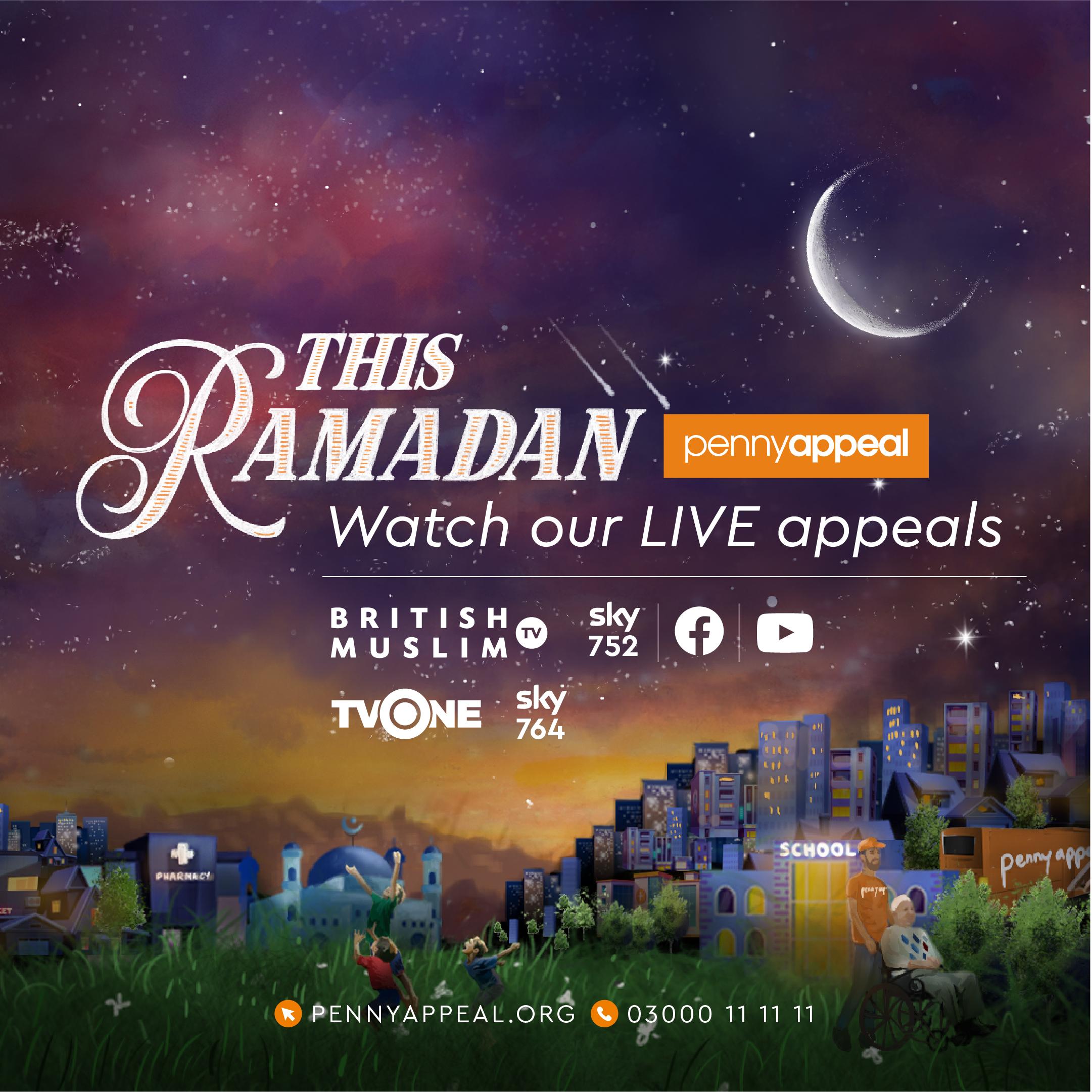 Muslim Islamic Charity | PennyAppeal org